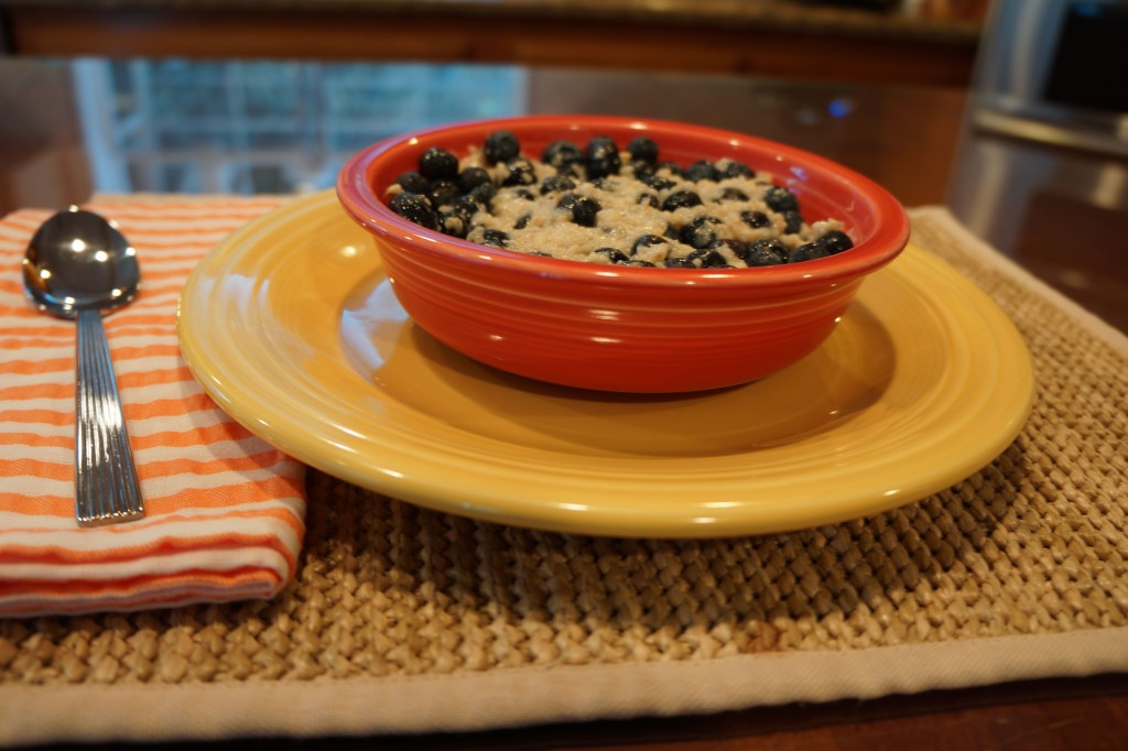 Blueberry Oatmeal Recipe- Healthy Breakfast – So Simple and Yummy
