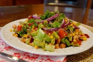 super healthy salad
