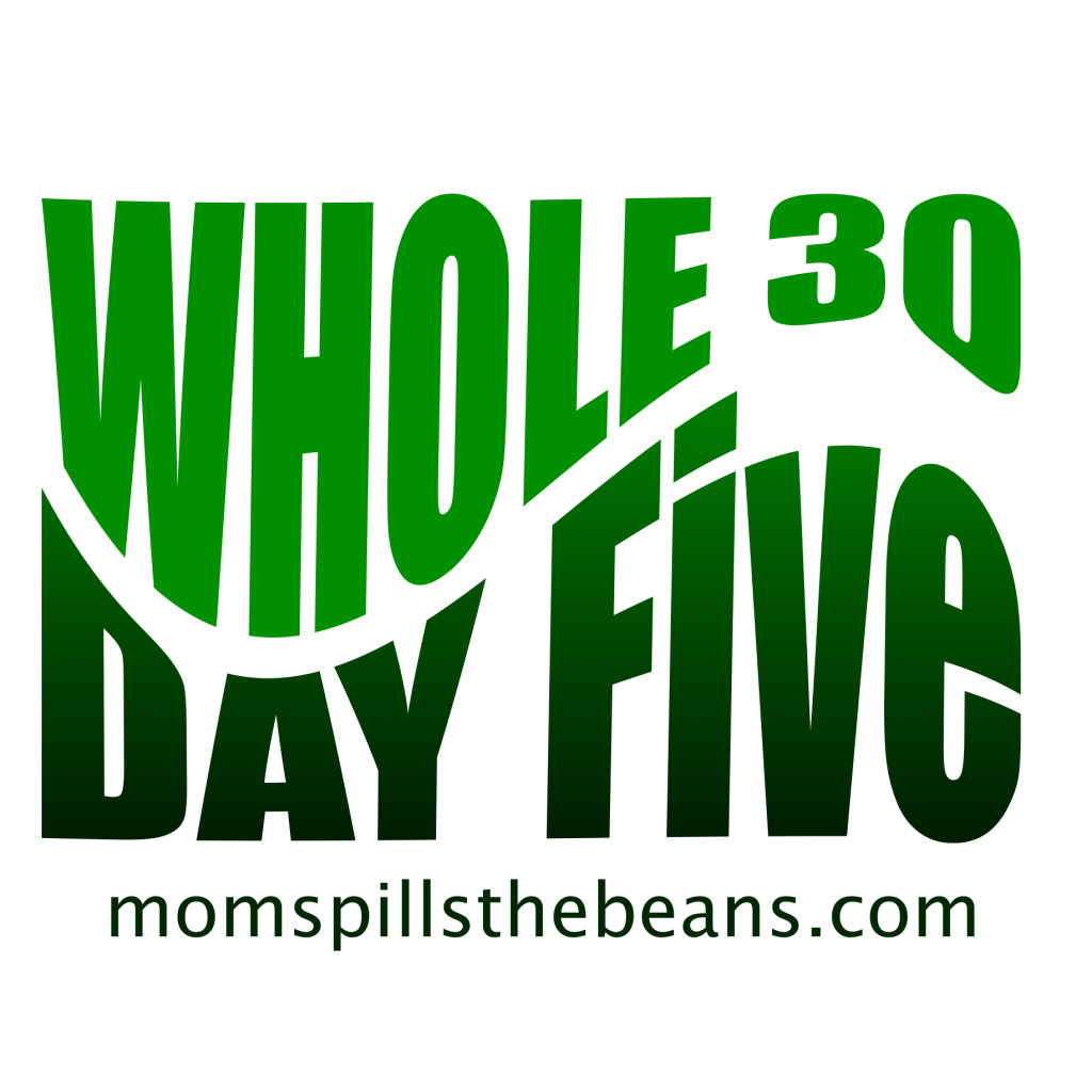 Whole 30 Day Five – My Whole 30 During the California Wildfires