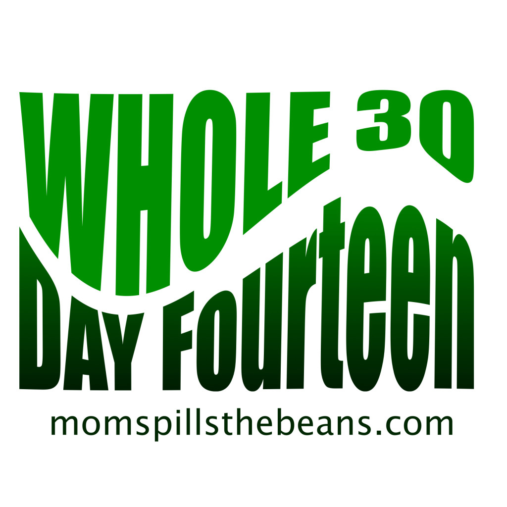 Whole 30 Day 14 Update