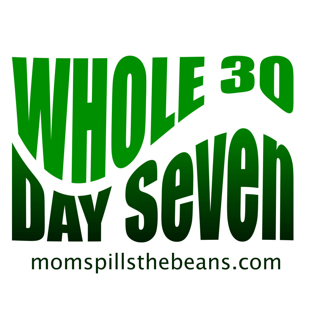 Whole 30 Day Seven – On The Outside Looking In