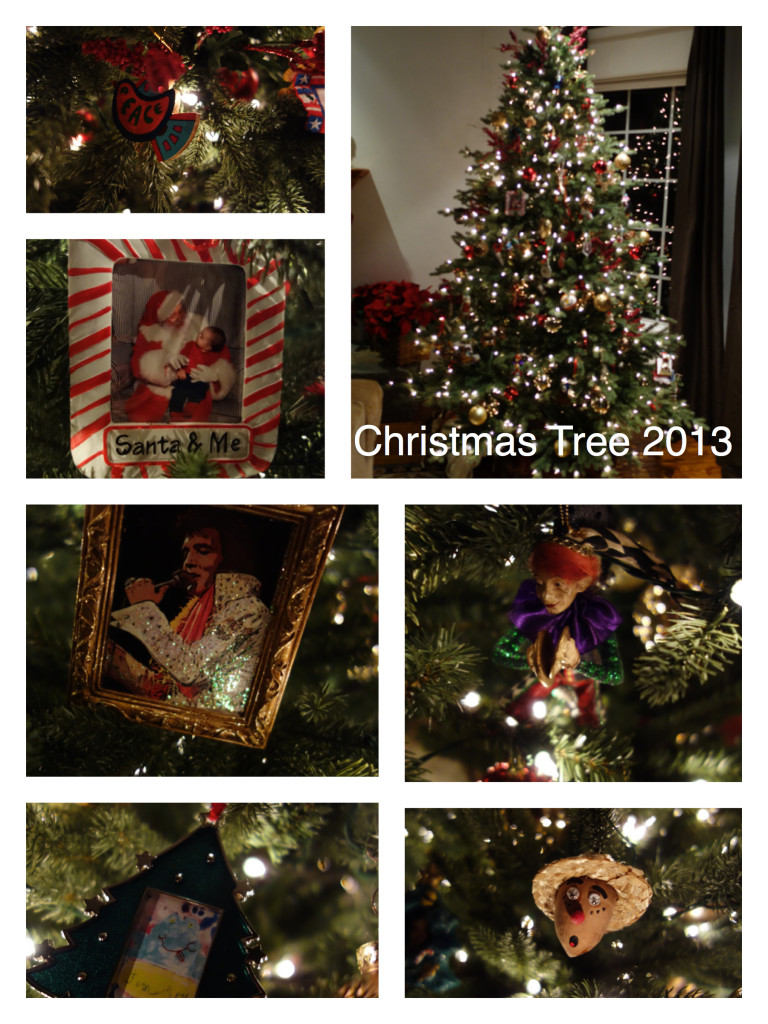Christmas Decor 2013 -Day 3 the Tree