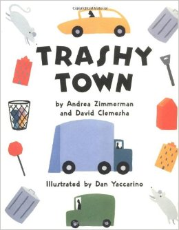 Trashy Town – Preschool Book Review